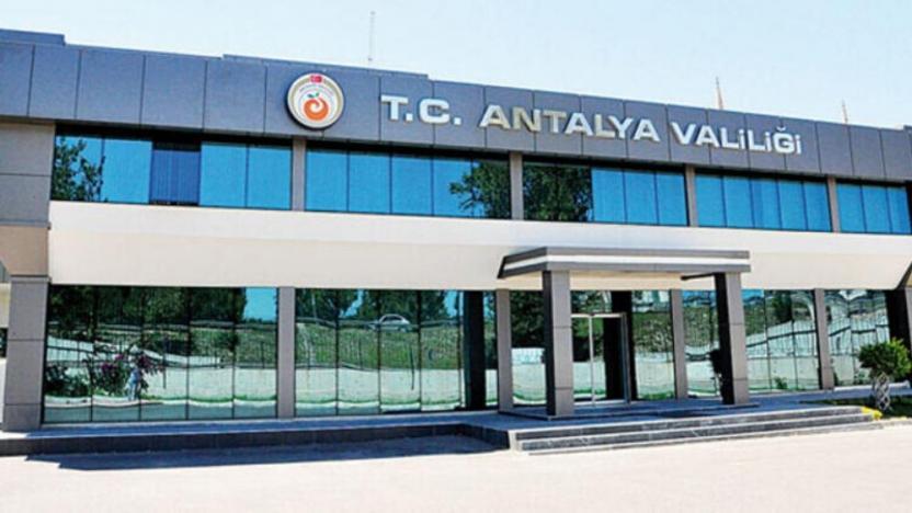 Antalya'da 15 gün toplu yürüyüş yapmak, afiş asmak ve broşür dağıtmak yasaklandı