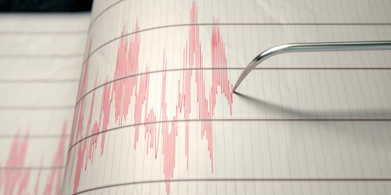 Antalya'da 4,0 şiddetinde deprem