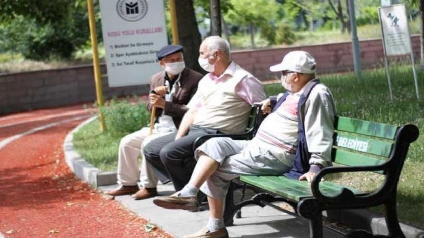 Antalya'da 65 yaş ve üzeri için saat değişikliği