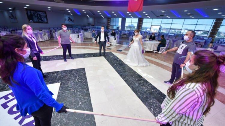 Antep'te düğünlerde polisler görev yapacak