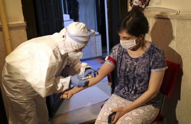 Antikor testlerinin yapılacağı iller açıklandı
