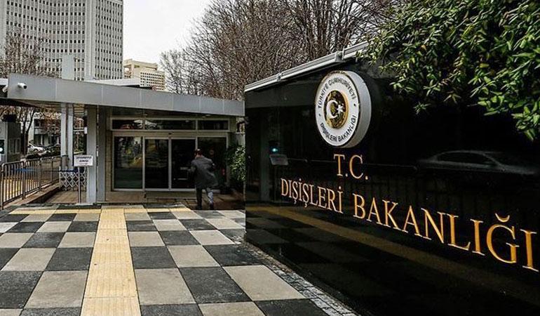 AP'nin kınama kararına Türkiye'den tepki: İkiyüzlülük