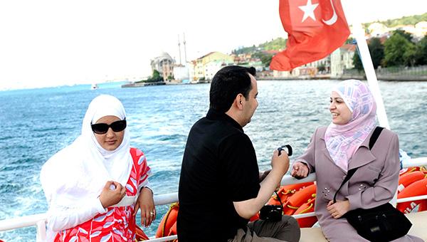 Arap turistlerin Türkiye ilgisinin iki nedeni: TL'nin değer kaybı ve Kovid-19 tedbiri olmaması