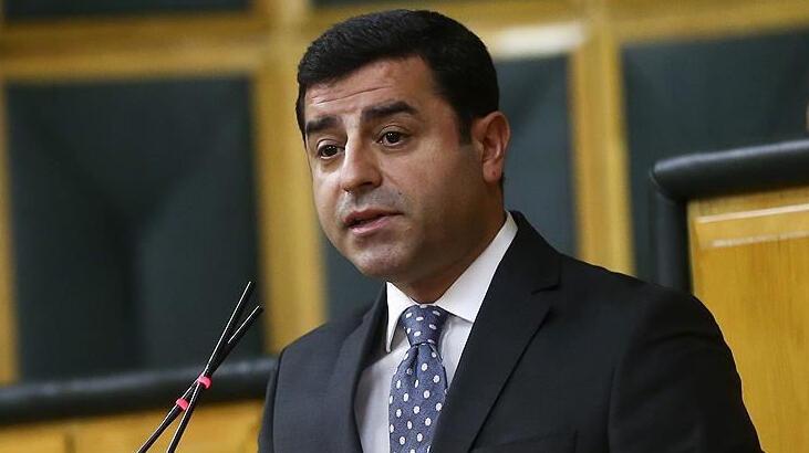 Avrupa Parlamentosu'nda Selahattin Demirtaş kararı