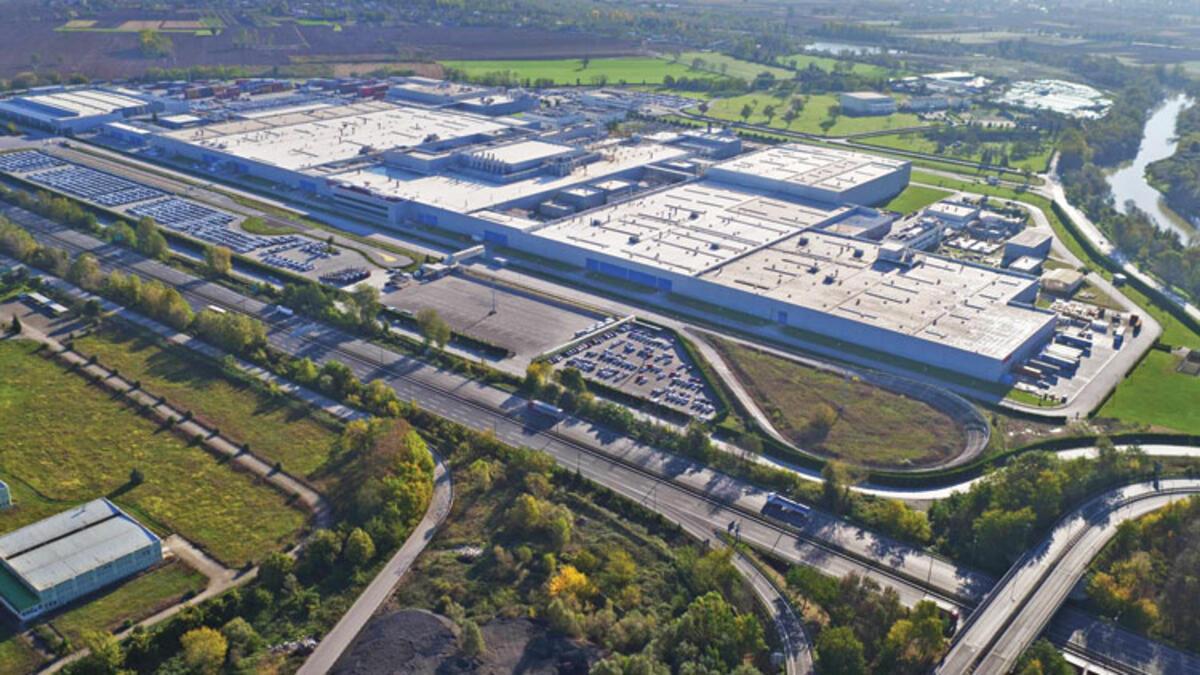 Avrupa ve Afrika bölgesinin en iyi otomobil fabrikası Türkiye'de