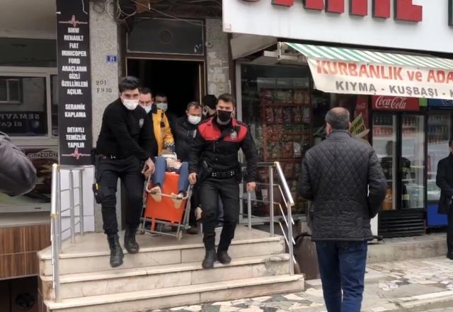 Avukat Ersin Arslan'ı öldüren zanlı tutuklandı