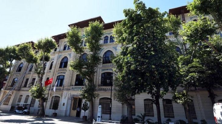 Ayasofya'daki eserler Tapu ve Kadastro binasına taşınacak