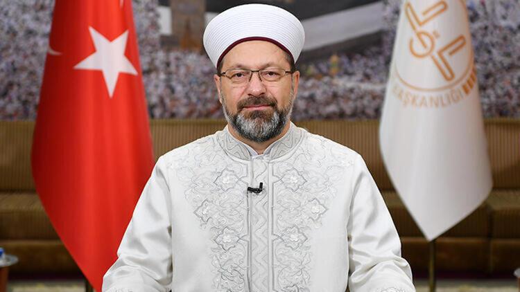 ADD, Ayasofya açıklamaları için Erbaş'a dava açacak
