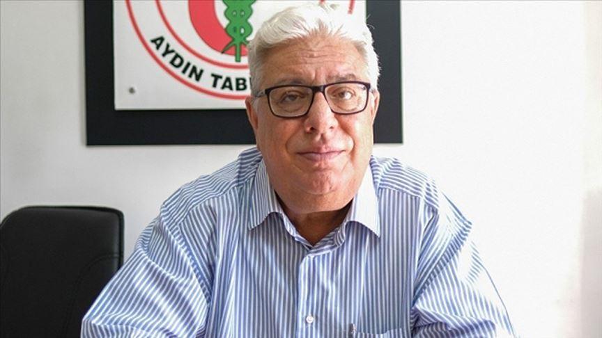 Aydın Tabip Odası Başkanı koronavirüsten hayatını kaybetti