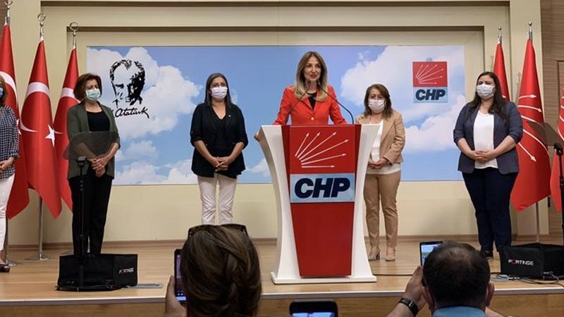 Aylin Nazlıaka, CHP Kadın Kolları Başkanlığı adaylığını açıkladı