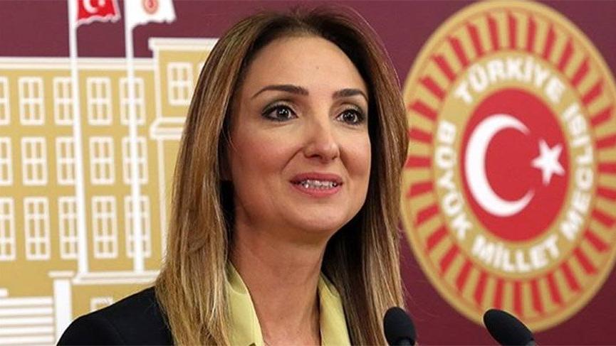 Aylin Nazlıaka, CHP Kadın Kolları Genel Başkanlığı'na aday