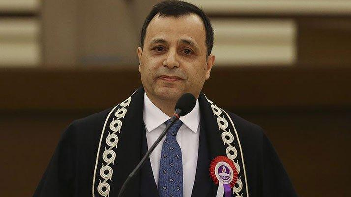 AYM Başkanı Arslan'dan İçişleri Bakanı Soylu'ya isimsiz yanıt