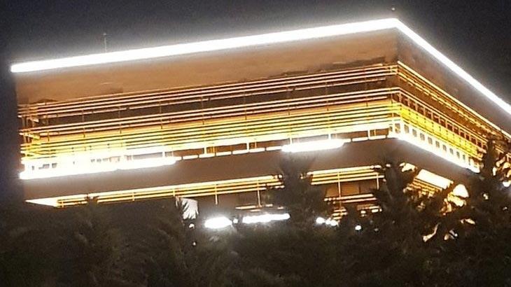 AYM'den 'Işıklar yanıyor' açıklaması