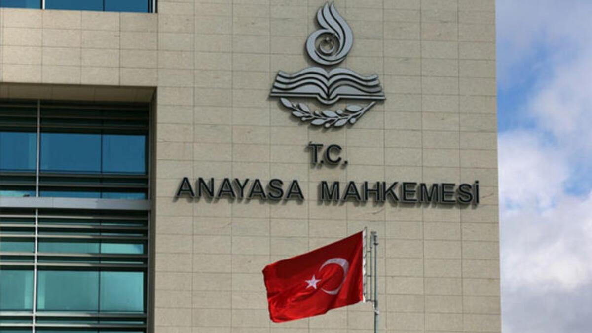 AYM'nin 'çoklu baro' kararının gerekçesi Resmi Gazete'de yayımlandı