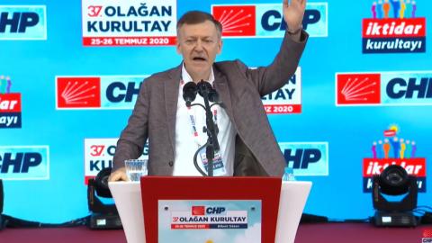 Aytuğ Atıcı CHP'nin ittifak politikalarını eleştirdi