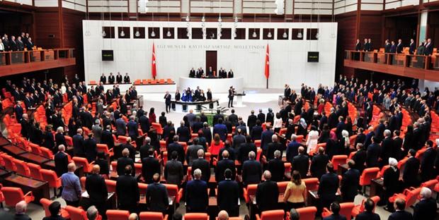 Azerbaycan'a asker gönderme tezkeresi Meclis'te