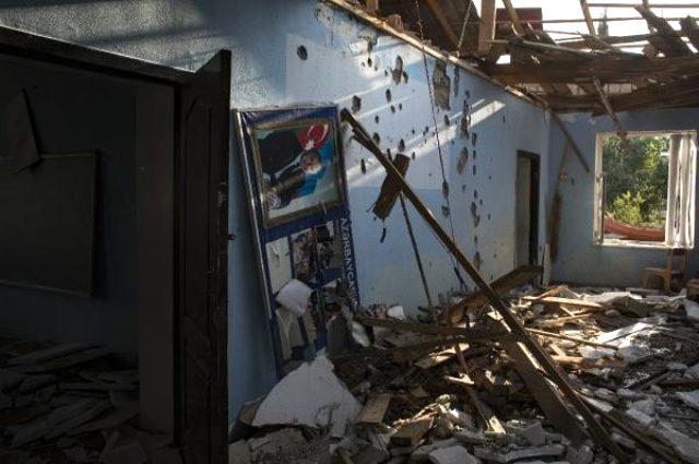 Azerbaycan'da köy okuluna saldırı: 1 ölü, 6 yaralı