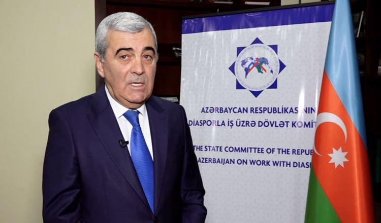 Azerbaycan Diaspora Bakan Yardımcısı Cem TV'ye konuştu: Ermenistan'ın sivillere saldırması büyük bir tuzak