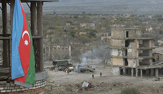 Azerbaycan: Ermenistan güçleri Dağlık Karabağ'da ateşkesi ihlal etti