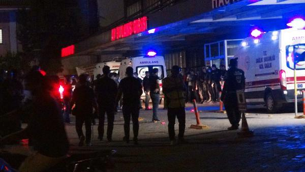 Azez'de zırhlı araca saldırı: 1 polis şehit, 3 polis yaralı