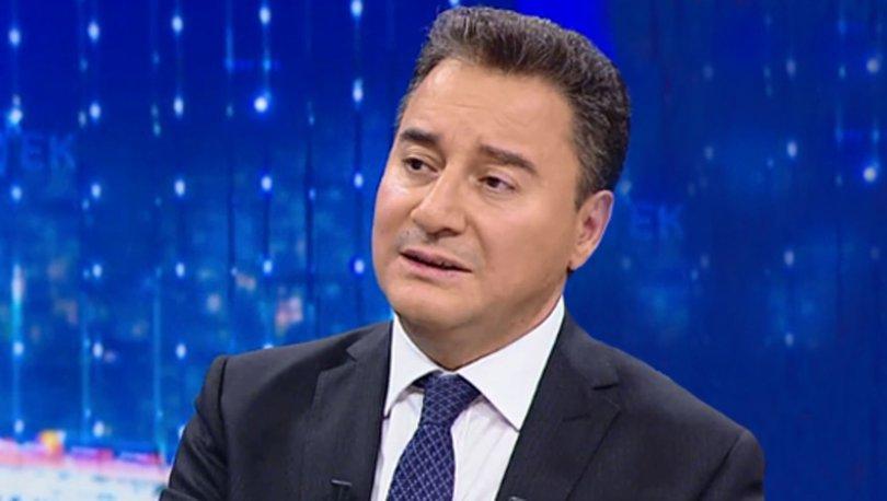 Babacan'dan sert eleştiri: 'AKP ülkeyi ayırarak filmi geriye sarıyor'