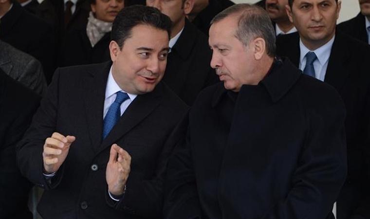 Babacan, Erdoğan'la ilk defa nasıl ters düştüklerini anlattı