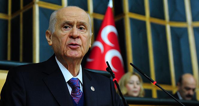 Bahçeli: CHP bir milli güvenlik meselesine dönüşmüştür