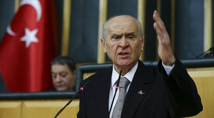 Bahçeli'den 'Emekli Amiraller' açıklaması: Rütbeleri sökülmelidir