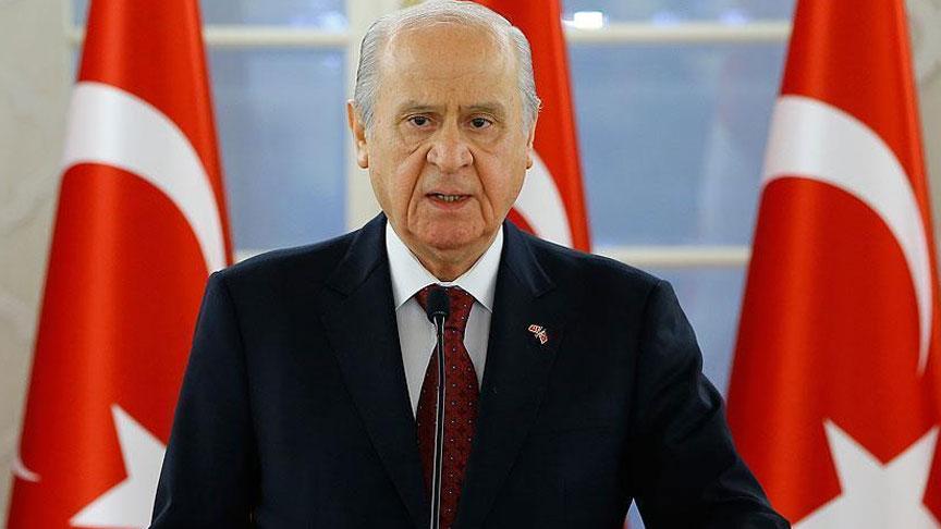 Bahçeli: HDP kapatılmalıdır, kapatılması adaletin gereğidir