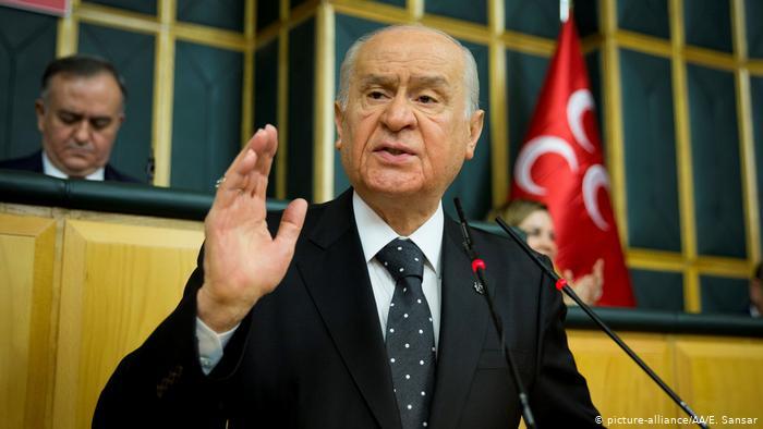 Bahçeli yeniden MHP Genel Başkanı seçildi