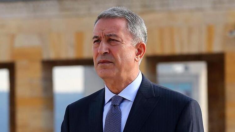 Bakan Akar'dan Doğu Akdeniz krizine ilişkin açıklama