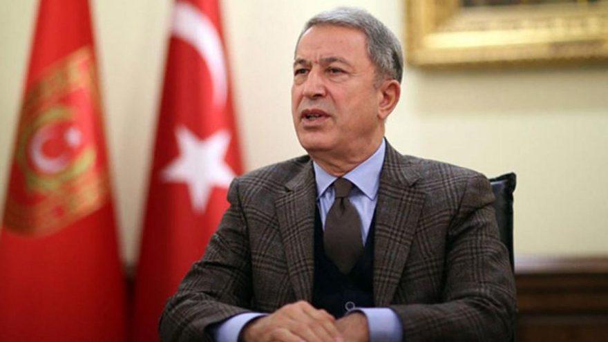 Bakan Akar'dan 'Kabil Havalimanı' açıklaması