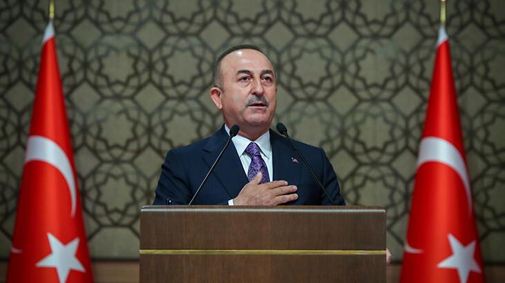 Bakan Çavuşoğlu'ndan Ermenistan'a: Ateşkesi yine bozarlarsa bedelini öderler