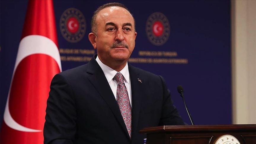 """Bakan Çavuşoğlu'ndan """"Yangın yardımları"""" açıklaması"""