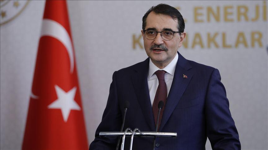 Bakan Dönmez'den 'doğalgaz' açıklaması