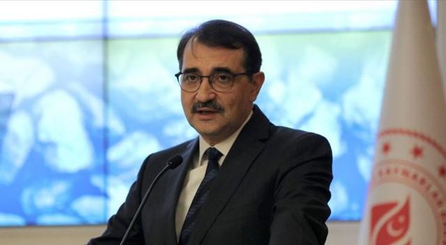 Bakan Dönmez'den Türkiye Petrolleri ve BOTAŞ açıklaması