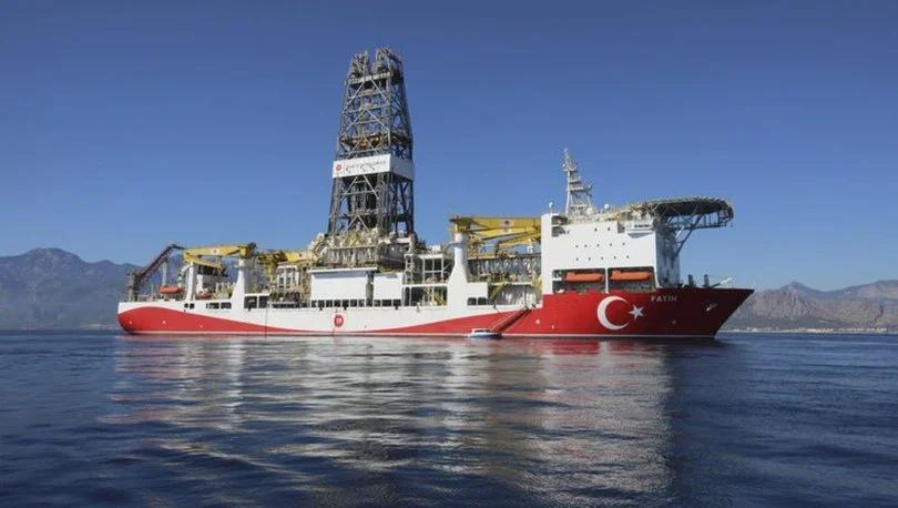 Bakan Dönmez: Fatih gemisi yeni sondaja başladı