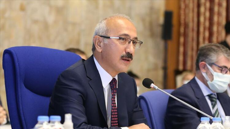 Bakan Elvan: 2020'yi büyümeyle kapatan nadir ülkelerden olduk