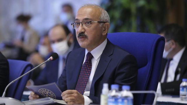 Bakan Elvan: Bireysel kredilerin sınırlandırılması için bankalarla görüşmelerimiz var
