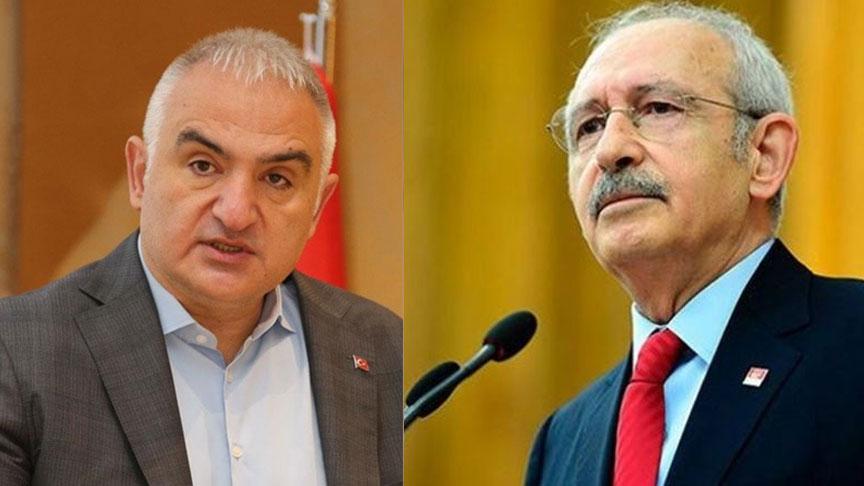 Bakan Ersoy'dan Kılıçdaroğlu'na 'yapılaşma yetkisi' yanıtı: Birlik ve beraberlik gerektiren bu günlerde konuyu çarpıtmanızı doğru bulmuyorum