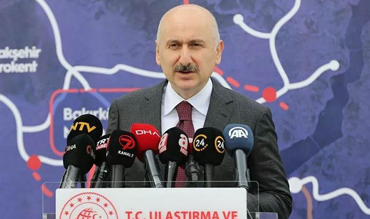 Bakan Karaismailoğlu: Kanal İstanbul'da da geçiş garantisi olacak