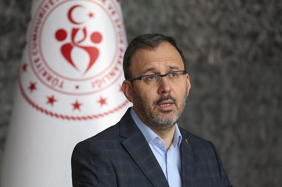 Bakan Kasapoğlu: Öğrencilerin yüzde 70'i yurtlara yerleşti