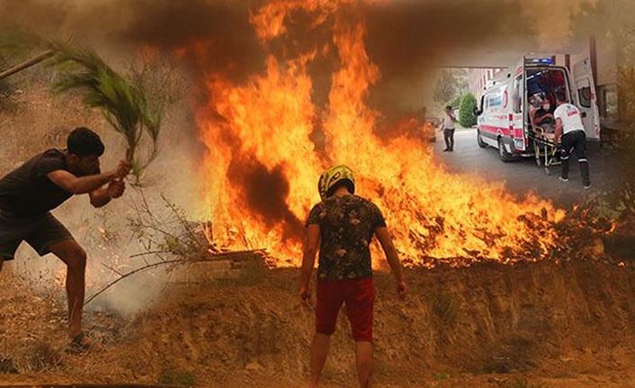 Bakan Koca açıkladı: Orman yangılarında can kaybı 9'a çıktı