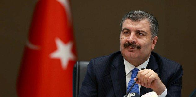 Bakan Koca'dan 6 ilin sağlık müdürü ile kritik toplantı