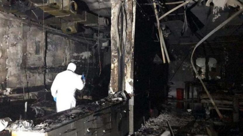 Bakan Koca'dan Gaziantep'teki patlamayla ilgili açıklama