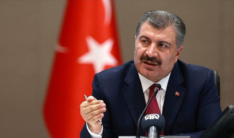 Sağlık Bakanı Fahrettin Koca: Maskeli son yaz olacak