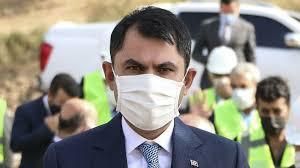 Bakan Kurum: Yeni konutlar zemin+5 katı geçmeyecek