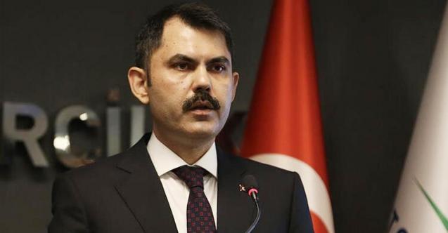 Bakan Kurum: Yılın ilk yarısında Kanal İstanbul'un temelleri atılır diye düşünüyorum