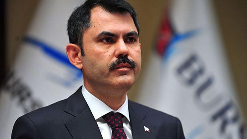Bakan Murat Kurum 'Marmara Denizi Eylem Planı'nı' açıkladı