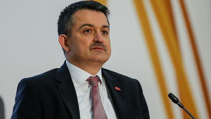 Bakan Pakdemirli: 1,5 milyar lira destek ödemesi yapacağız
